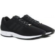ADIDAS ORIGINALS ZX FLUX Sneakers For Men(Black)