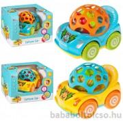 BamBam játék autó csörgõvel