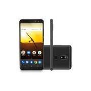 Smartphone Multilaser MS80 4G Android 7.1 32GB Câmera 20MP Tela 5.7, Preto