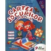 Cartea jocurilor clasele a III-a si a IV-a