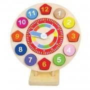 Jumini Learn to Tell the Time Teaching Clock