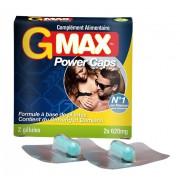 GMAX Power Erektionshjälp 2 kapslar