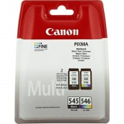 Canon PG-545/CL-546 Multipack Original Negro/Color