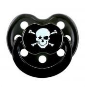 ciuccio ROCK STAR BABY - Pirate Nero - 90037