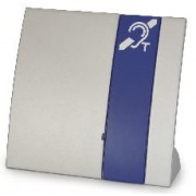 LA-90 - Pannello portatile a induzione magnetica fino a 2,5 m, completo di microfono esterno