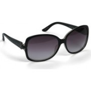 Celine Dion Oval Sunglasses(Grey)