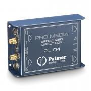 Palmer PLI 04, 2-Kanal DI-Box