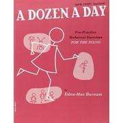Dozen A Day: Bk.3: For Piano