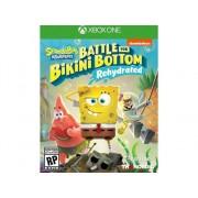 KOCH MEDIA Preventa Juego Xbox One SpongeBob SquarePants: Battle for Bikini Bottom Rehydrated