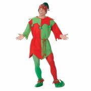 Costum tematic pentru barbati - spiridus, amscan 996123, 1 buc