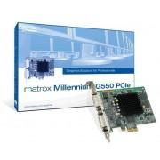 Matrox Scheda video Matrox G55-Mdde32F 32Mb DDR VGA/DVI Pcie