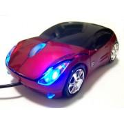 Мишка за компютър във форма на кола