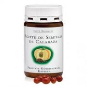 Cebanatural Aceite de Semillas de Calabaza Cápsulas - 130 Cápsulas