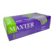 Maxter latex kesztyű 100 db S
