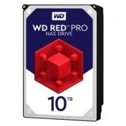 Твърд диск HDD 10TB SATAIII WD Red PRO 7200rpm 256MB for NAS and Servers (5 years warranty), WD101KFBX