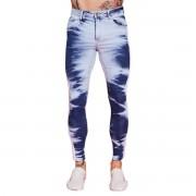 Calça Jeans Super Skinny Azul