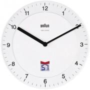 Ceas de perete DCF 20 cm alb Braun BNC006 WHWH 66013 8