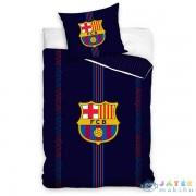 Fc Barcelona Kétrészes Ágyneműhuzat Garnitúra - Fekete (Carbotex, FCB192030)