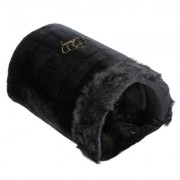 Knuffelzak Royal Pet Black XXL - L 50 x B 35 x H 28 cm