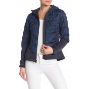 Helly Hansen Lifaloft Hybrid Insulator Hooded Jacket GRAPHITE BLUE CAMO