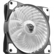 Ventilator za PC kućište Trust GXT 762W Crna, Bijela (Š x V x d) 120 x 120 x 25 mm