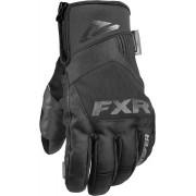 FXR Transfer Short Cuff Guantes de invierno Negro S