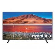 Televizor LED Samsung 75TU7072, 190 cm, 4K UHD, PQI 2000, Dolby Digital Plus, Procesor Crystal 4K, Smart TV, Wi-Fi, Bluetooth, CI+, Clasa energetica A+, Negru