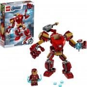 LEGO Marvel Vengadores 76140 Armadura Robótica de Iron Man