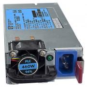 Fuente redundante 460W P/servidor HP Proliant G6, G7, GEN8