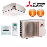 MITSUBISHI ELECTRIC Climatiseur Cassette Mitsubishi SLZ-M35FA
