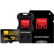 Strontium Nitro MicroSD 3in1 Card (SRN128GTFU1C)