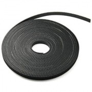 GT2 Timing Belt 6 mm Width 1Mtr Length for 3D Printer or Robotics or Cnc or DIY Projects