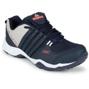 Smartwood laceup Navy rider Training sport shoes for men