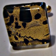 Elite Jewelry Murano Pendants or Cuff Links 037