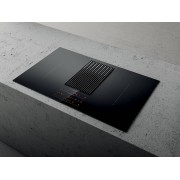 Elica NIKOLATESLA LIBRA BL/F/83 Libra Induction Hob with Integrated Scale-Black- Recycling