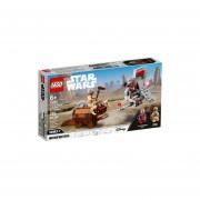 Microfighters: Saltacielos T-16 vs. Bantha Lego Star Wars