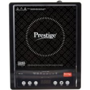 Prestige PIC 12.0 Induction Cooktop(Black, Touch Panel)