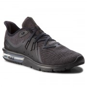 Обувки NIKE - Air Max Sequent 3 921694 010 Black/Anthracite
