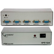 KVM Switch, Spliter, Extender Gembird GVS124