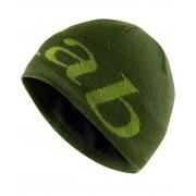 Rab Logo Beanie - Mössor - Army