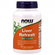 NOW Foods Podpora jater Liver refresh - NOW Foods