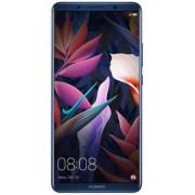 "Telefon Mobil Huawei Mate 10 Pro, Procesor HiSilicon KIRIN 970, Octa Core 1.8GHz / 2.4GHz, Ecran Amoled 6"", 6GB RAM, 128GB Flash, Camera Duala 20 MP + 12 MP, 4G, WI-FI, Dual Sim, Android (Albastru)"