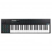 Teclado Alesis VI49 Avanzado 49 Teclas USB MIDI Pads DAW Musica - Negro