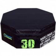 Кутия за скокове Master Plyo, 30 см. Черна, MAS4A460