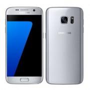 Samsung Begagnad Samsung Galaxy S7 32GB Silver Olåst i bra skick Klass B