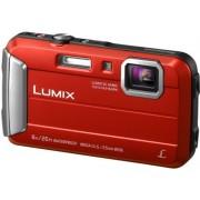Panasonic LUMIX DMC-FT30 - Rood