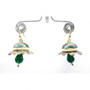 Jaipur Collection Rajasthani Jhumka/Jhumki Earrings for Women - Design7