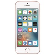 "Telefon Mobil Apple iPhone SE, Procesor Dual-Core 1.8GHz, LED‑backlit widescreen Retina display Capacitive touchscreen 4"", 2GB RAM, 32GB Flash, 12MP, 4G, Wi-Fi, iOS (Rose Gold) + Cartela SIM Orange PrePay, 6 euro credit, 4 GB internet 4G, 2,000 minute nat"