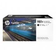 HP 981Y cartouche d'encre Noir a rendement extremement eleve pour PageWide Enterprise Color MFP 586