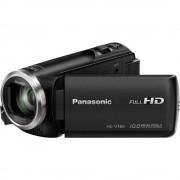 Camcorder Panasonic HC-V180EG-K 6.9 cm 2.7 cole 2.5 mil. piksela optički zum: 50 x crne boje